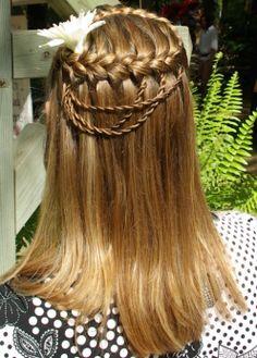 Elegent Braided Hairstyles