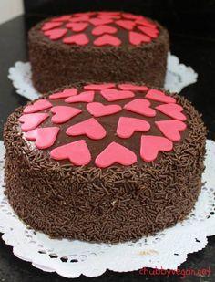 Love cake <3 #chubbyvegan