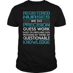 Awesome Tee For Registered Nurses