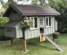 1000 images about duck house on pinterest hen house - Construire son dressing soi meme ...