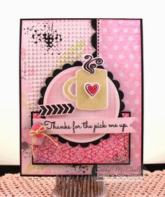 Sweet 'n Sassy Stamps used: Pick me Up stamps and dies