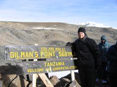 Kilimanjaro #greatwalker