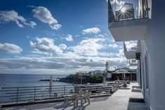 WHITE Exclusive Suites & Villas - as if summer never ends Basalt Rock, Azores, Hotel S, Lisbon, Marina Bay Sands, Villas, Coast, Ocean, Island