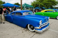 How Bout Some Blue Suede Flat Paint Jobs The 1947 Present Chevrolet