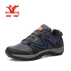 competitive price 1e77c dbb63 [ OFF ] Xiangguan Man Waterproof Canvas Slip Hiking Shoes Durable Climbing  Outdoor Shoes Comfort Sneakers Cheap Sale