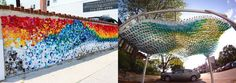 Plastic bottles are notorious for creating waste, yet are also ideal for recycling and also reusing in creative ways. Check out these amazing ideas for upcycling plastic bottles. Plastic Bottles, Outdoor Furniture, Outdoor Decor, Reuse, Hammock, Life Hacks, Awesome, Creative, Diy