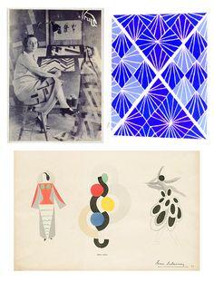 Sonia Delaunay   { wit + delight }
