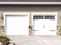 """These """"windows"""" are fake!!  how cool does that look.  really good reviews on Amazon.  Amazon.com: Coach House Accents Simulated Garage Door Window (2 windows per kit) - White - Model AP143199: Home Improvement"""