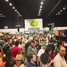 Palm Beach Summer Beer Fest at the South Florida Fairgrounds.