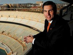 Bittersweet day. Dooley officially released as head football coach for University of Tennessee. Thanks for sticking by us, Dooley.