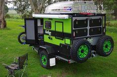 2015 Van Cruiser Caravans SUV OUTLAW