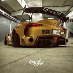 - Traum Autos - - What's the Best Insurance for Modified Cars? Toyota Supra, Toyota Autos, Bmw Autos, Toyota Cars, Luxury Sports Cars, Exotic Sports Cars, Best Luxury Cars, Bugatti, Lamborghini