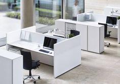 Schreibtisch CONCLUSION - VARIO BüroEinrichtungen vario