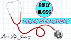 Taken Seriously || February 17, 2016 || DAILY VLOGS #dailyvlogs #takenseriously #doctor #doctorsappointment #lisaslifejourney