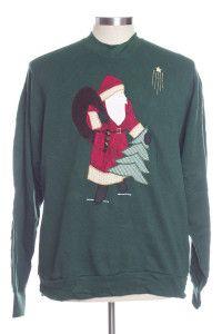 Green Ugly Christmas Sweatshirt 31451