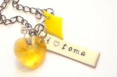 Toma Necklace by Anime Couture