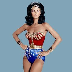 Wonder Woman...my idol