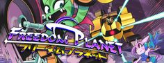 Daily Deal - Freedom Planet, 70% Off