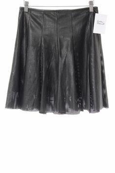 new arrival e9cd0 e0bd8 (eBay link) REPLAY High Waist Rock schwarz Rockabilly-Look Damen Gr. DE 34  Skirt  fashion  kleidung  accessoires  damenmode  rcke