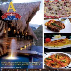 En Angus Brangus puede disfrutar especialidades de la gastronomía internacional; en nuestro menú encuentras:  carnes, pescados, paellas y mariscos.   www.angusbrangus.com.co   #RestaurantesMedellin #AngusBrangus #Parrilla #Medellín @restorando @Pasaporte_Vip @clubintelecto