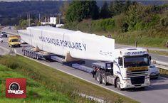 Transporteur XXL : le groupe Altéad, un service très exceptionnel - truck Editions