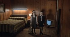 US Cellular Motel spot with ghosts in a horrible room. From creative Mullen from Boston