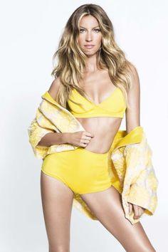 cool Elle Brasil Novembro 2014 | Gisele Bündchen por Nino Muñoz  [Fashion]