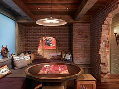 HOME DECOR – IDEAS – Interiors - eclectic - basement - san francisco - Cody Anderson Wasney Architects, Inc.