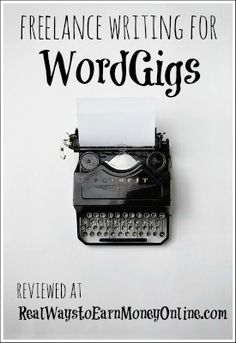 Work from home writing jobs at WordGigs -- a content mill that will welcome new freelancers.