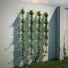 Resultado de imagen para Green Wall Wire Trellis