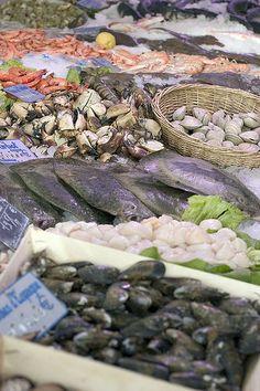 At the Farmers Market, Aix-en-Provence, France