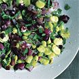 Yummy (and healthy) spring salad!