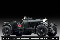 Ralph Lauren's Favorite Cars ~ 1929 Blower Bentley