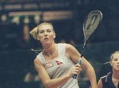 (#3) Michelle Martin, Australia (29/4/67). Nel marzo 1993 detronizza Susan Devoy e diventa numero 1 del mondo di #squash. Vi rimane 44 mesi, fino a ottobre 1996. E' la terza giocatrice di sempre a diventare numero 1 del mondo e la seconda australiana.