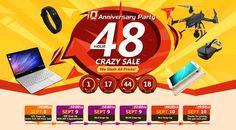 Do not miss this #huge #sale on #Bangood!  http://goo.gl/z8QEio
