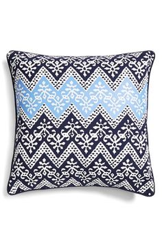 Levtex 'Medio' Chevron Print Pillow available at #Nordstrom