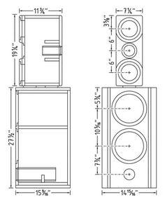 Speaker Project - Millennuim III -- 8/23/2011
