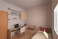 Veja como fazer a decoração de quarto de solteiro planejado: com estilo simples, pequeno, masculino e feminino. Confira todas as fotos de projetos!