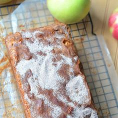 The Savvy Kitchen: Snickerdoodle Apple Bread Cinnamon Zucchini Bread, Apple Bread, Baked Apples, Bread Rolls, Carrot Cake, Cinnamon Rolls, Granola, Pecan, Muesli