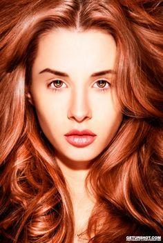getrushot.com, best photographers, impressive, beauty, red hair