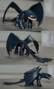 toothless...how to train your dragon.