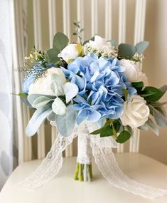 Excited to share the latest addition to my shop: Boho wedding bouquet, white roses & blue hydrangea with eucalyptus bridal flowers, boho silk flower wedding, bridesmaid flowers Wedding Bridesmaid Flowers, Boho Wedding Bouquet, Hydrangea Bouquet Wedding, White Wedding Bouquets, Blue Wedding Flowers, Blue Bouquet, Wedding Flower Arrangements, Bridal Flowers, Silk Flowers