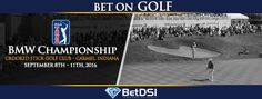 The third event in the FedEx Cup playoffs is the BMW Championship which takes place in the month of September. In 2016 the tournament will take place from September through September at the Crooked Stick Golf Club in Carmel, Indiana. Golf Events, Golf Betting, Golf Clubs, Indiana, Bmw