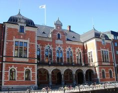 Exchange in Sweden at Uppsala University   Click here to learn more:  http://warrington.ufl.edu/sb/intlprograms/uf/exchange.asp