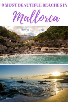 Find out which are the most beautiful beaches on the island of Mallorca, Spain | best beaches in mallorca | where to go in mallorca | what to do in mallorca | secluded beaches in mallorca | best calas in mallorca | beautiful calas in mallorca | non touristy mallorca