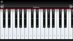 Piano8. Jednoduchá appka do hudebky s dotykovým klavírem, na rozdíl od mnoha jiných bez reklam. Zdarma.