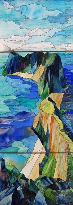 Ocean cliffs SG