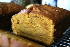 Low Sodium Pumpkin Bread