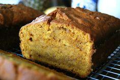 Low Sodium Pumpkin Bread