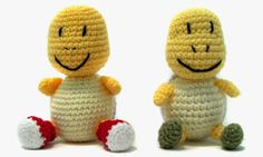 i crochet things: Free Pattern: Koopa Troopa Amigurumi